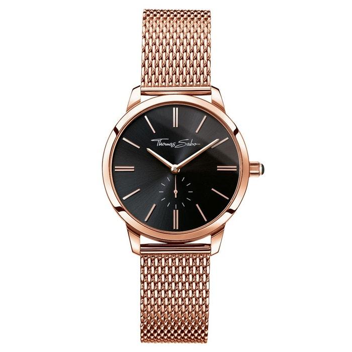 be834b4decd9a7 THOMAS SABO Montre Pour Femme Glam Spirit montre pour femme