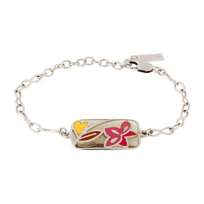 Bracelet argent 925/1000 argente Kenzo | La Redoute Prix De Gros De France Énorme Surprise QfVt83a