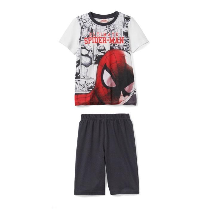 Image Pyjashort en jersey 2-12 ans AMAZING SPIDERMAN