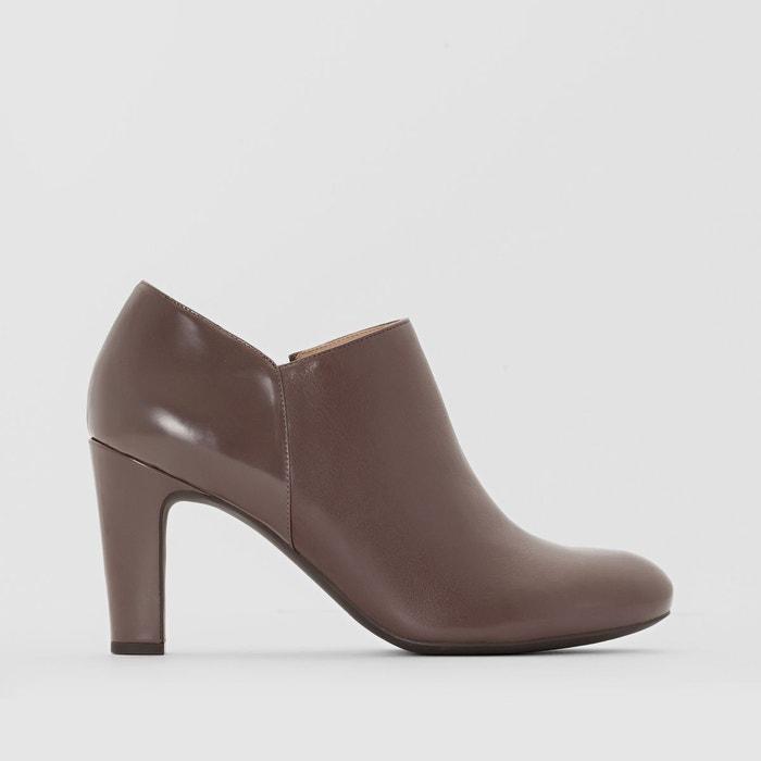Geox Boots cuir, New Mariele High de