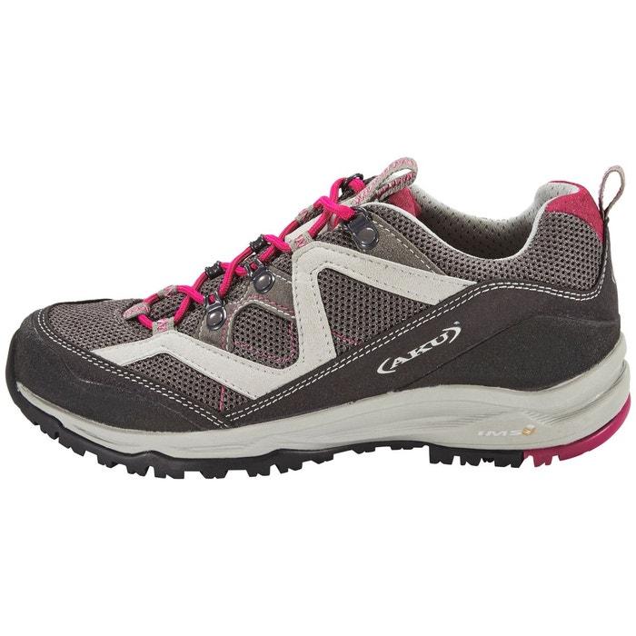 Mia - chaussures - gris gris Aku