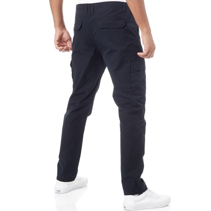 bddd66f869708 Pantalon treillis icon noir Oakley
