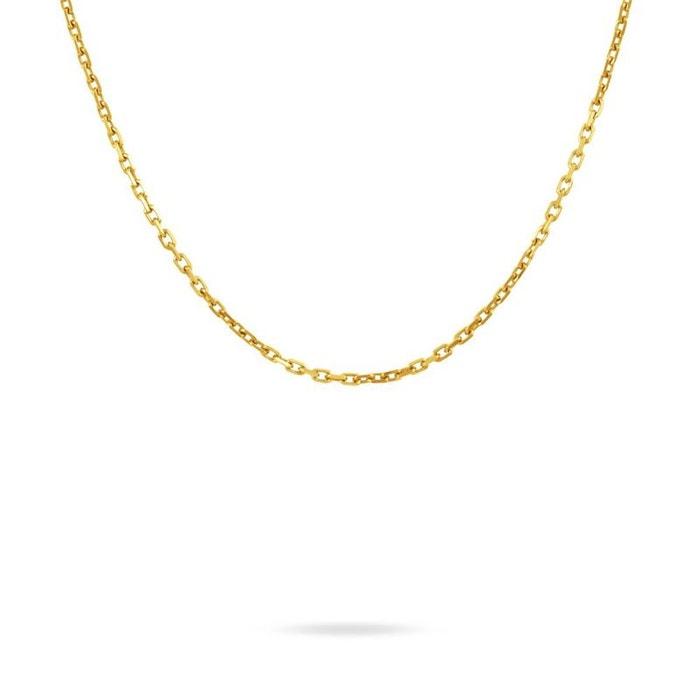 Chaine or jaune Histoire D'or | La Redoute Acheter En Ligne 2018 Plus Récent Manchester En Ligne 2018 Vente En Ligne Unisexe Bon Marché J9wa6y