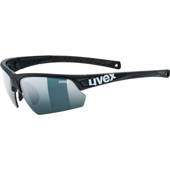 Uvex Sportstyle 224 Lunettes de sport Noir/Vert E976ttUdmv