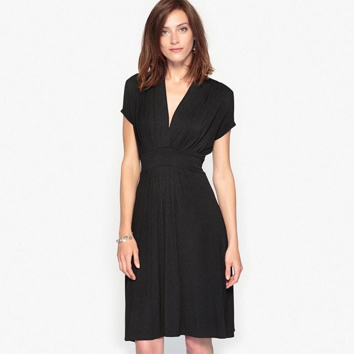 afbeelding Wijde jurk in soepel tricot ANNE WEYBURN