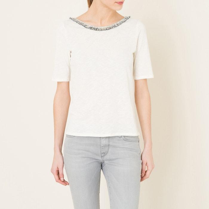 Image T-shirt FRANGINES BLUNE