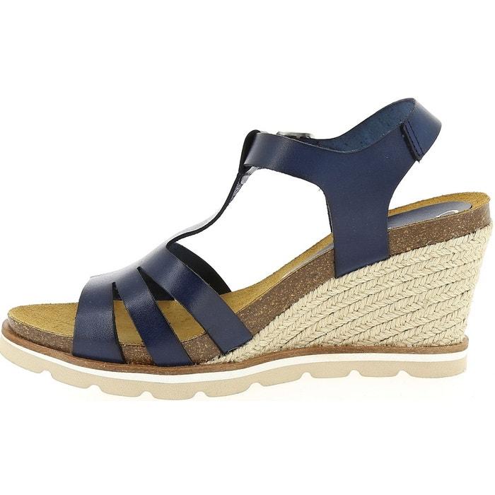 Sandales et nu-pieds coco et abricot v0937a marine Coco Et Abricot