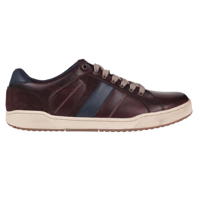 Chaussures décontractées à lacets  marron Kangol  La Redoute
