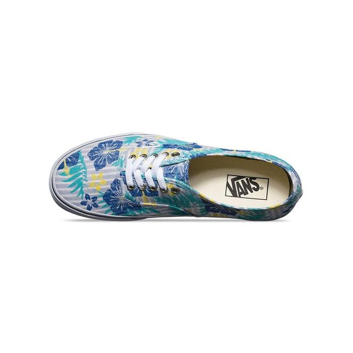 Chaussure u authentic bleu Vans