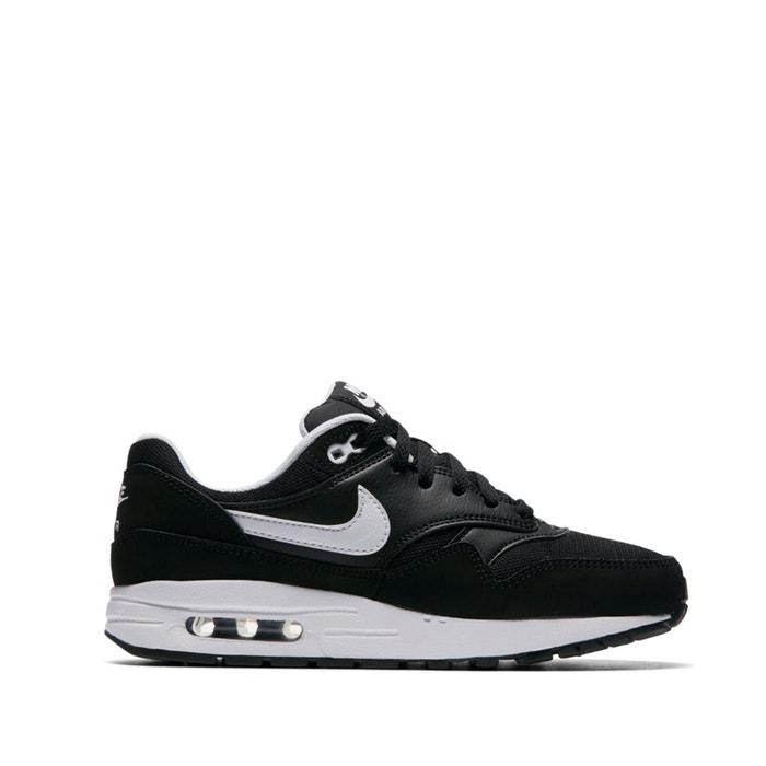low priced e059d 7b6e7 Air max 1 (gs) kids trainers , black, Nike   La Redoute
