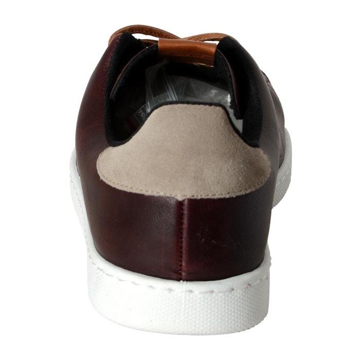 Chaussure burdeos marron Victoria