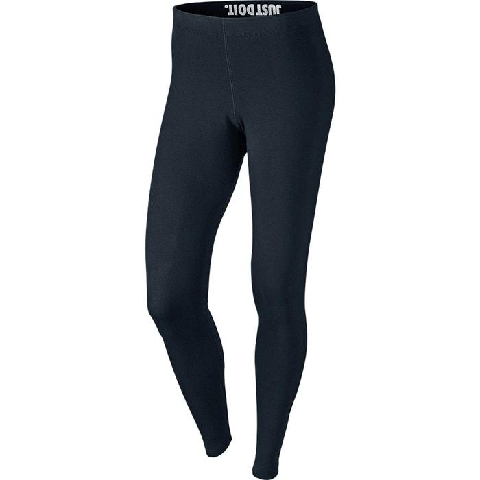 afbeelding Leggings serrés taille élastiquée, imprimé marque NIKE, Leg a see Logo NIKE