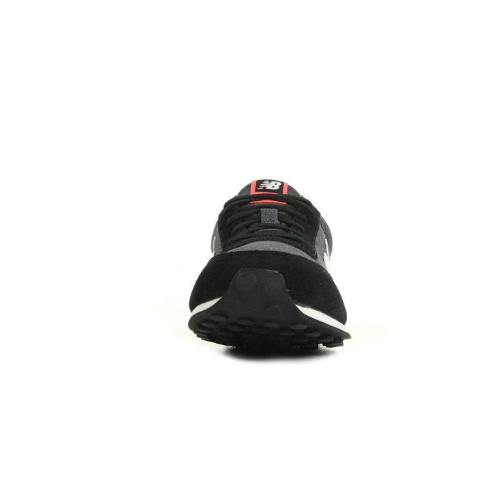 Baskets femme wl 410 opa noir, gris, rose New Balance