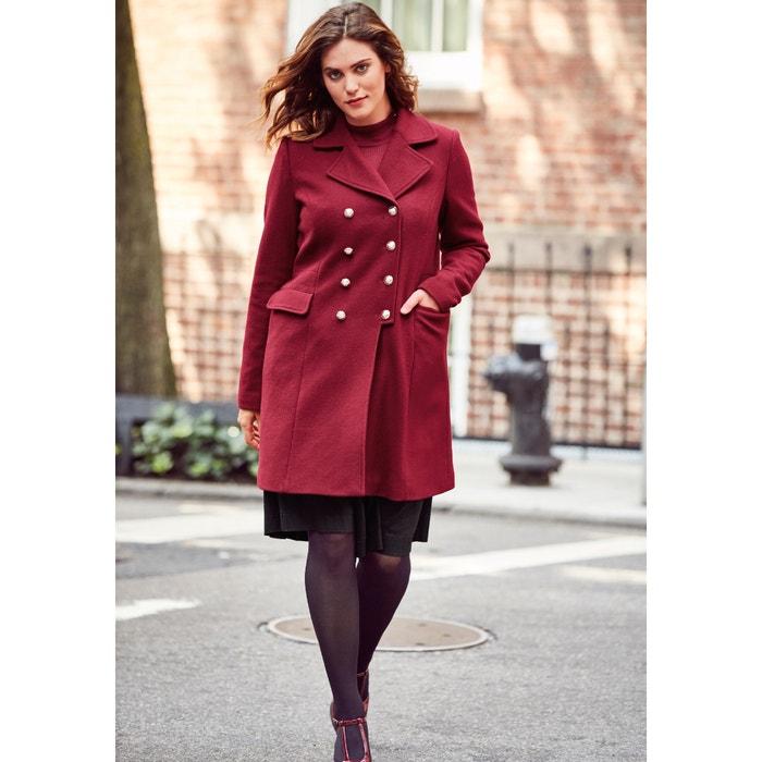 estilo Abrigo o lana de CASTALUNA pa de casaca v1PwPq