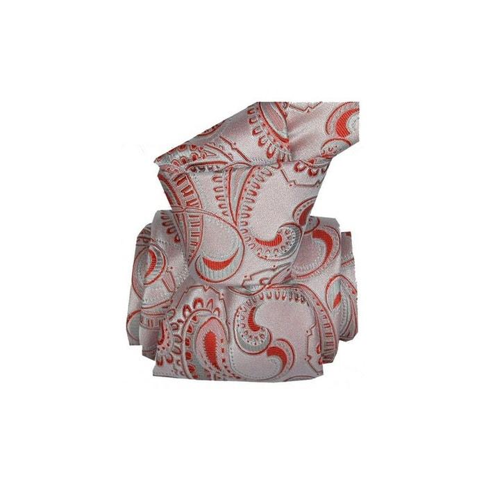 Cravate segni disegni luxe, faite main. galatina rouge rouge Segni Et Disegni | La Redoute