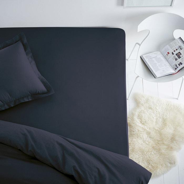 Drap-housse jersey coton extensible standard SCENARIO