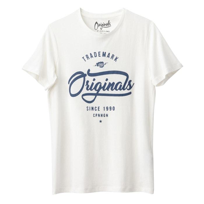 Image T-shirt con scollo rotondo, maniche corte JACK & JONES