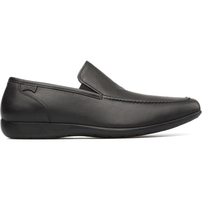 Camper Mauro  18282-009 noir - Livraison Gratuite avec - Chaussures Mocassins Homme