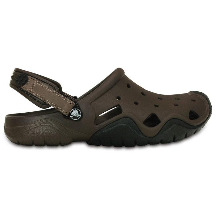Swiftwater - sandales homme - marron marron Crocs