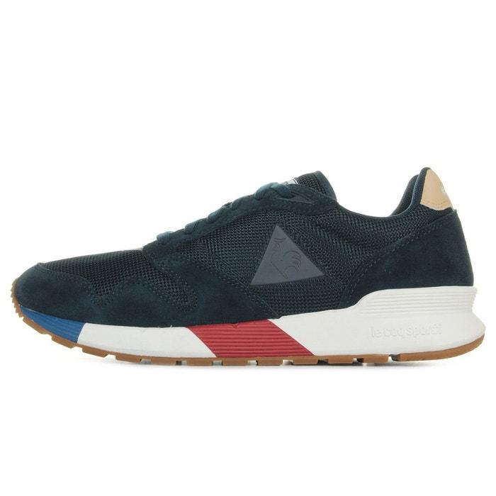 The Coq Sportif Sneakers X Omega Sports Blue Man
