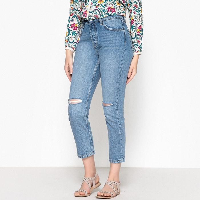 Daria Distressed Mom Jeans  BA&SH image 0