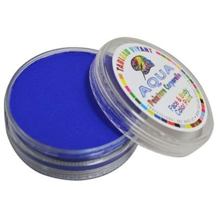 Maquillage artistique pot de 45 gr bleu couleur unique cosmetics united la redoute - Pot a maquillage ...