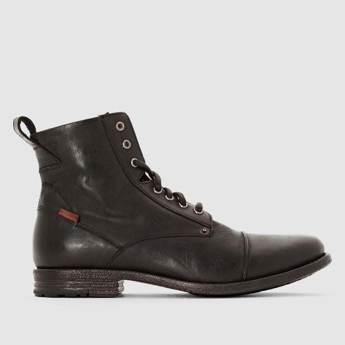 Image Boots pelle Emerson LEVI'S