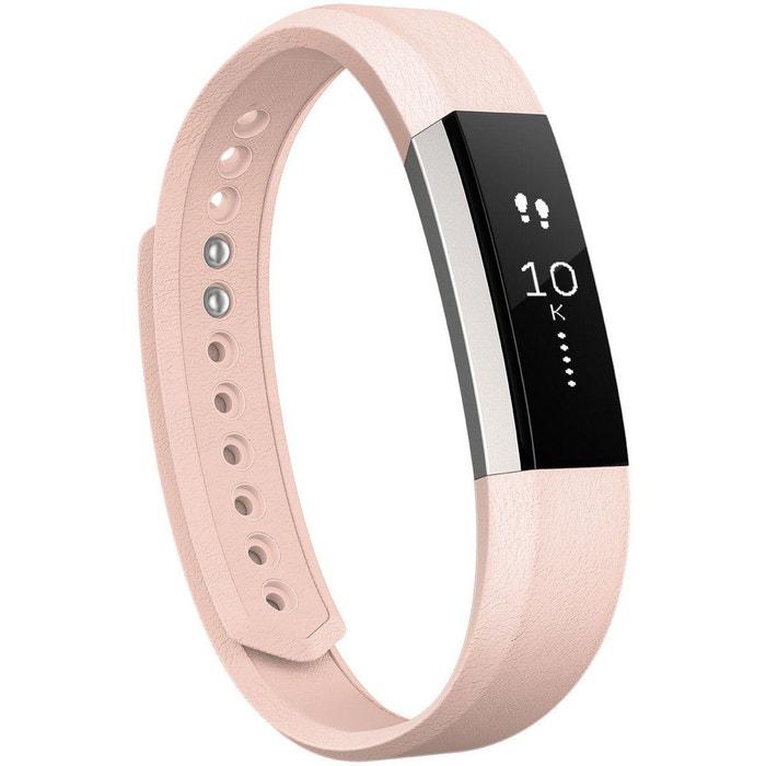 Accessoire fitbit bra.cuir alta pink l couleur unique Fitbit | La Redoute