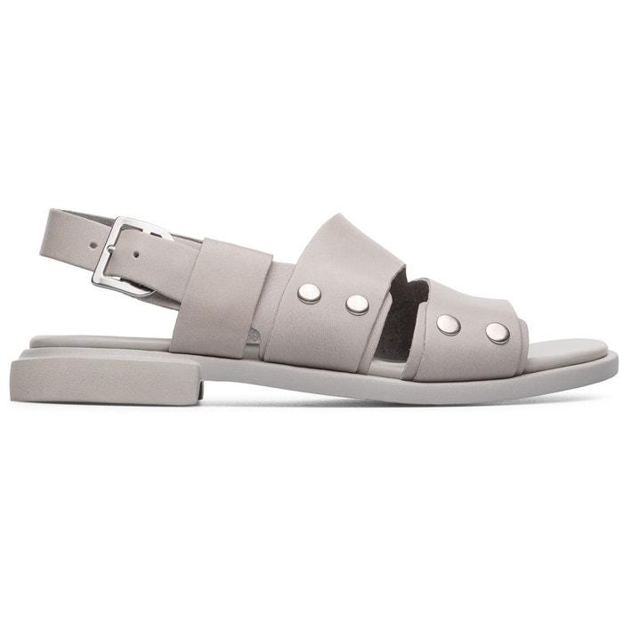 Eda k200574-001 chaussures plates femme  gris Camper  La Redoute