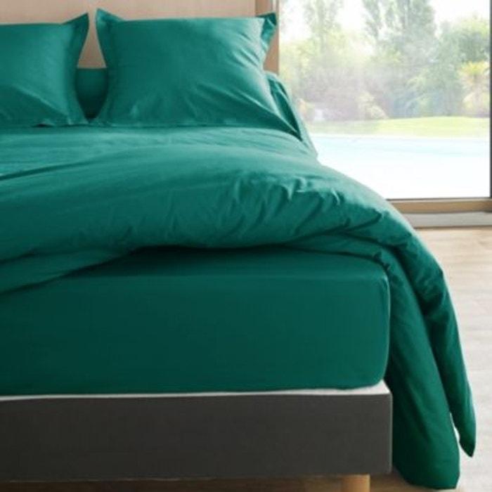 lot 2 draps housses matelas pais tutti tempo la redoute. Black Bedroom Furniture Sets. Home Design Ideas