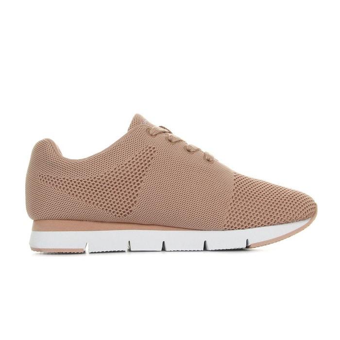 Calvin Klein Tada rose  Sneakers Hautes Femme 4MsEnqT