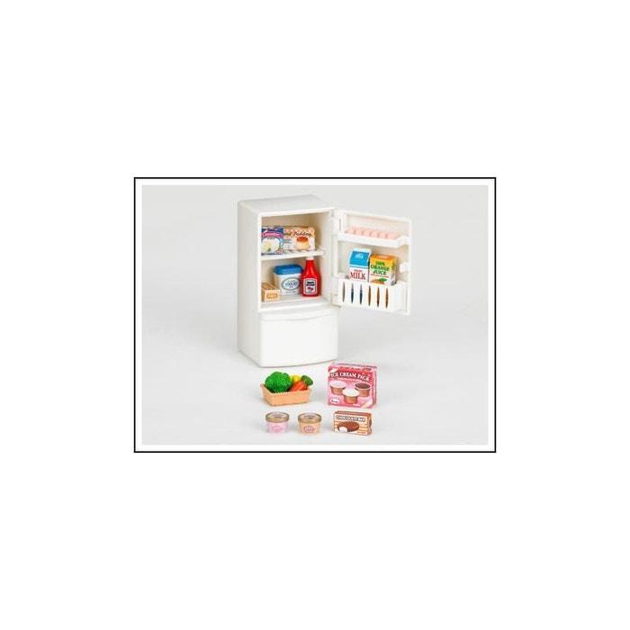 Sylvanian Family 3566 : Set réfrigérateur EPOCH D ENFANCE