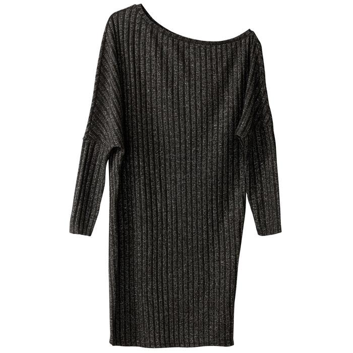 Metallic Off Shoulder Jumper Dress  VERO MODA image 0