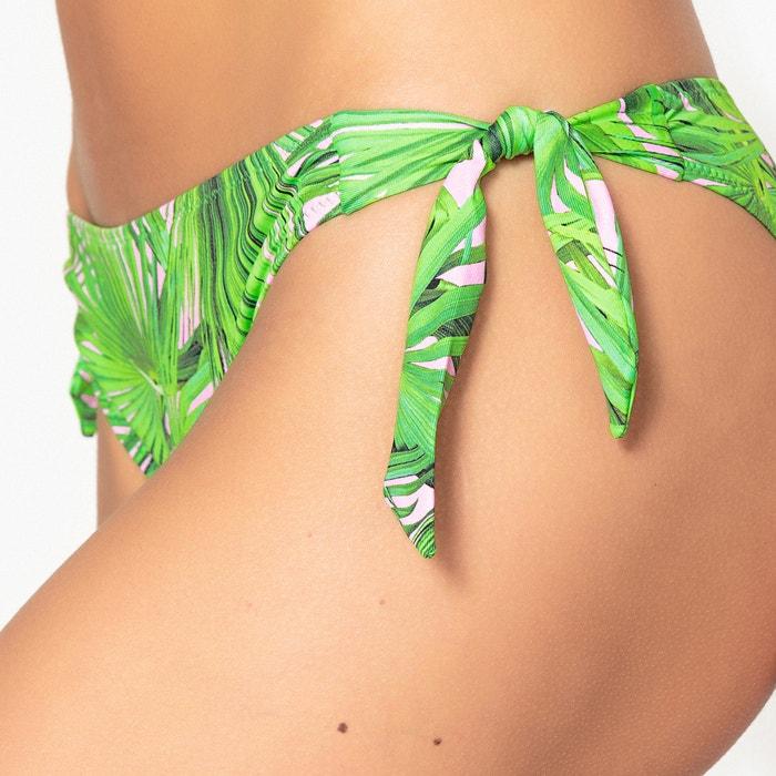 La lacitos Braguita de bikini Redoute con estampada Collections rxaqrwT