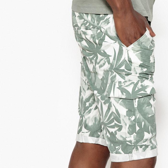 Collections con La Bermudas Redoute hojas de estampado 6CSq0wBS
