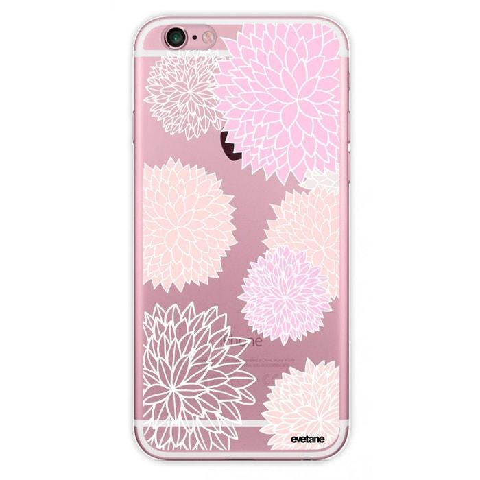 coque iphone 6 fleur