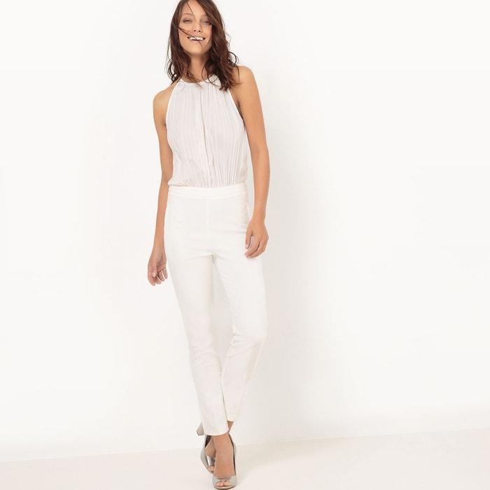 Combinaison pantalon unie atelier r en solde la redoute - La redoute combinaison ...