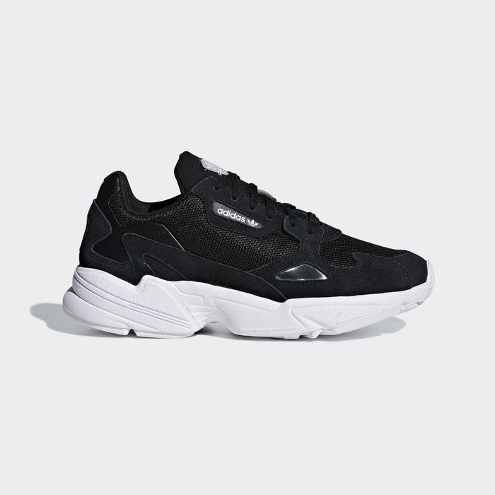 615deff2a7cd Baskets falcon noir Adidas Originals | La Redoute