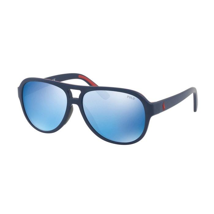 Lunettes de soleil ph4123 bleu Polo Ralph Lauren | La Redoute Prix pas Cher De Qualité O1zEiqX