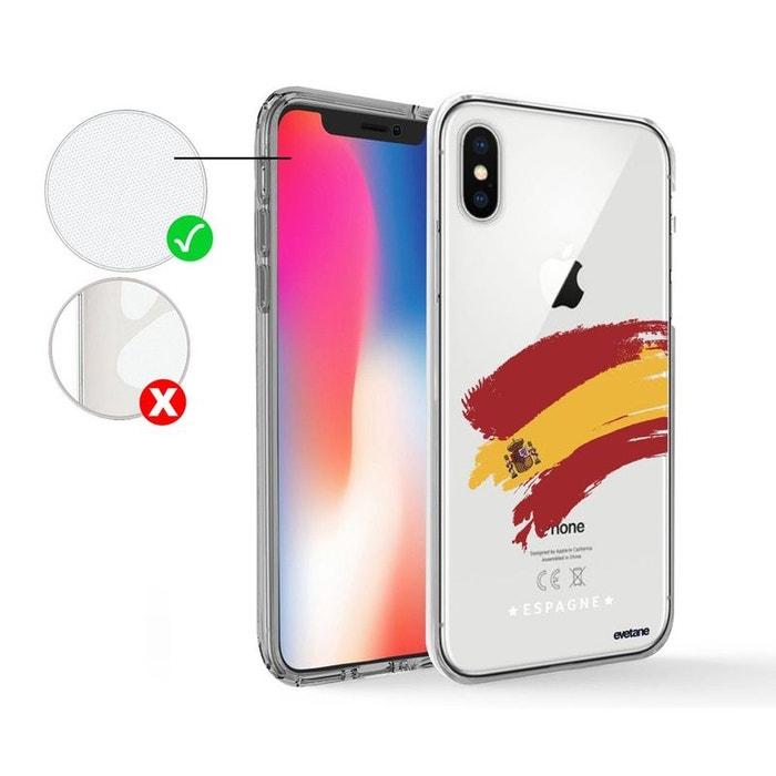coque 360 iphone xs transparente