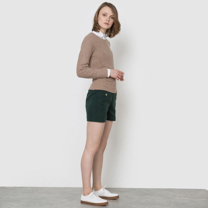 Image High Waist Shorts MADEMOISELLE R