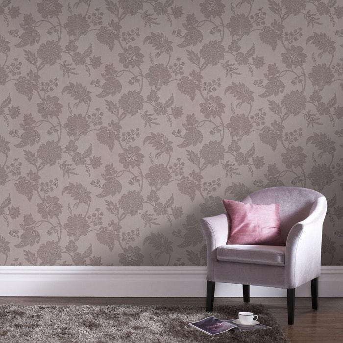 Papier Peint Intissé Mystique Floral Violet 10m X 52cm Classique  Superfresco Easy Violet Graham Et Brown | La Redoute