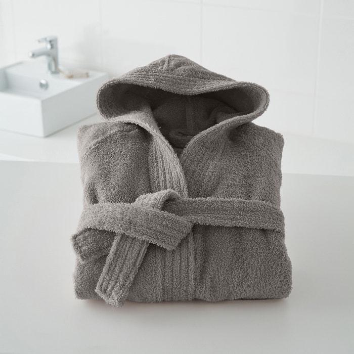 Child's Hooded Bathrobe, 450 g/m²  La Redoute Interieurs image 0