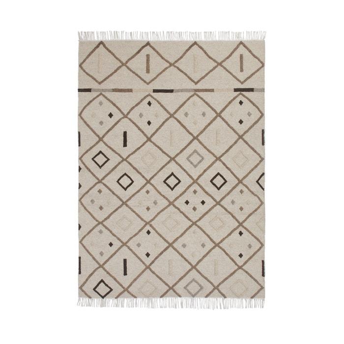 Tappeto tessuto piatto in lana Terneg  AM.PM. image 0