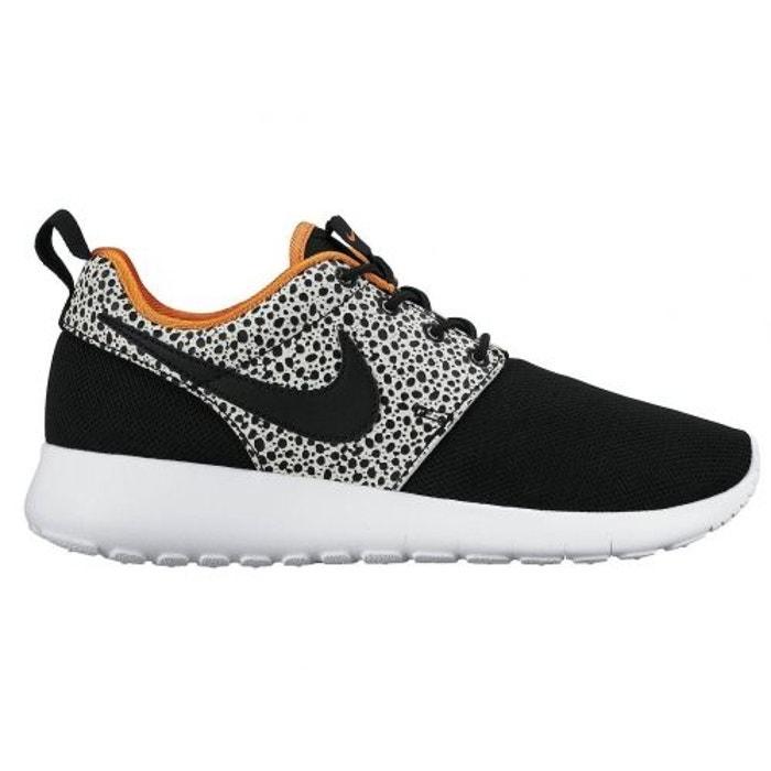 best sneakers 0cf61 1ca64 Baskets roshe one - baskets enfants (gs) - noir Nike   La Redoute