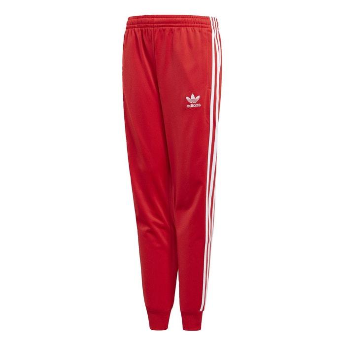 adidas rouge pantalon