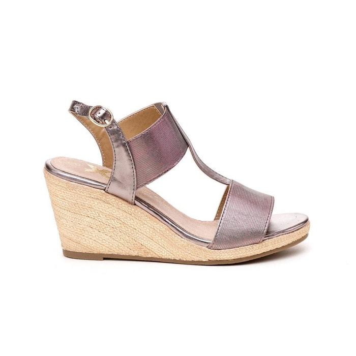 Sandale argent Xti