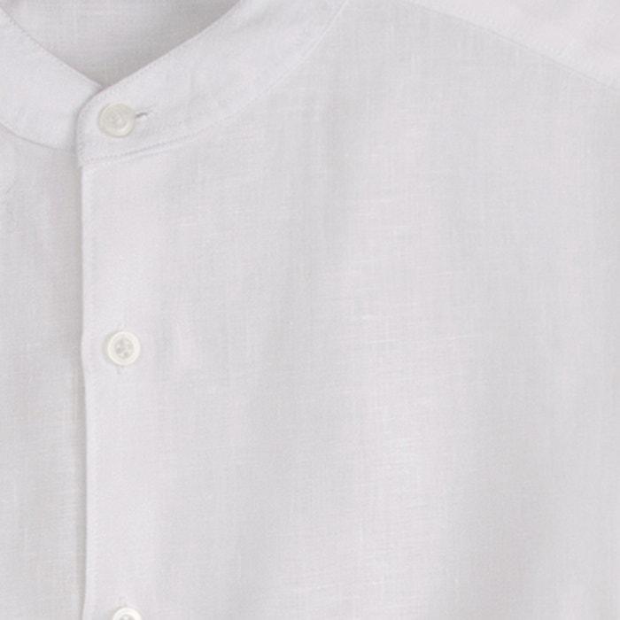 CASTALUNA de manga Camisa FOR MEN larga lisa fxqFzfwr