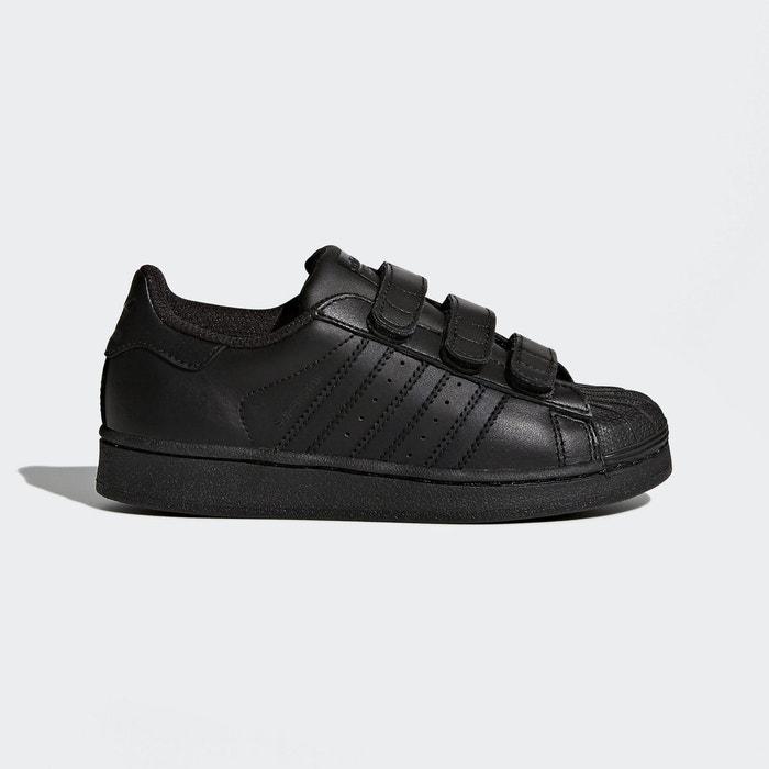 detailing a0dd3 e02bb Chaussure superstar foundation noir Adidas Originals   La Redoute