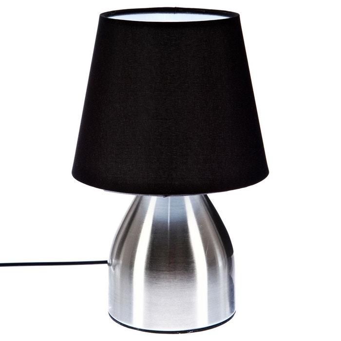 lampe de chevet touch h 19 5 cm atmosphera la redoute. Black Bedroom Furniture Sets. Home Design Ideas